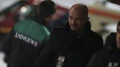 Ел Маестро: При Левски всичко е приключило, добре че не сме на тяхно място