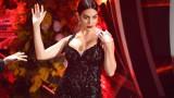 Джорджина Родригес, Фестивалът на италианската песен в Сан Ремо и танцовите умения на половинката на Роналдо