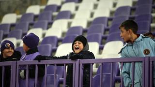 Безплатен вход за най-малките фенове на Етър и ЦСКА