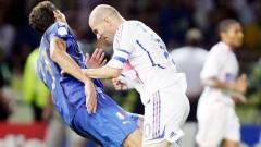 Матераци: Италианци ме упрекваха за случая със Зидан, а трябва да ми целуват краката!
