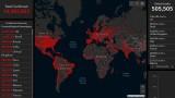 Десетте най-засегнати държави от коронавируса
