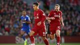 Ливърпул вдига Роберто Фирмино за финала в Шампионската лига