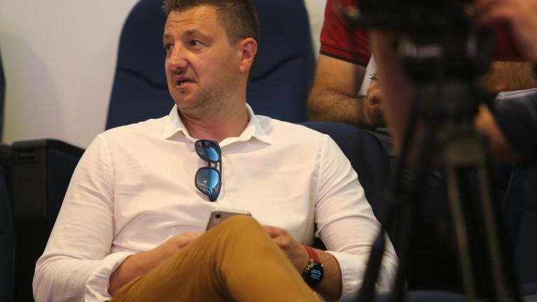 Tаско Тасков: Във всеки мач Пирин ще играе за победа