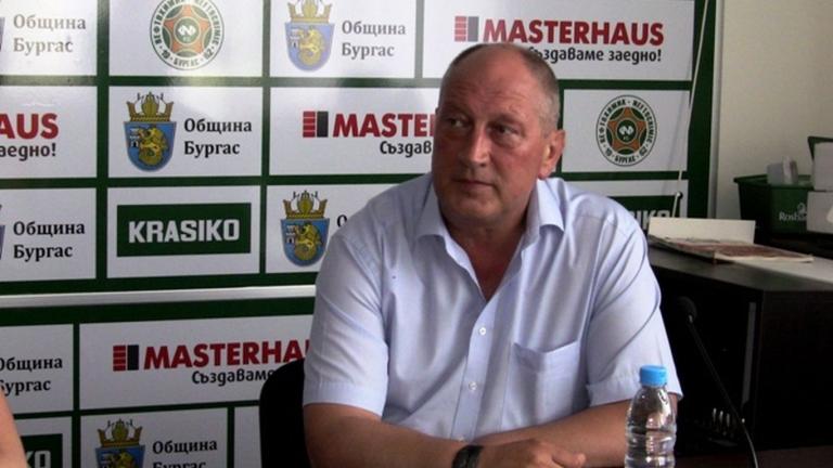 Павел Бошнаков: Криза в Нефтохимик няма, просто ми се събра много работа
