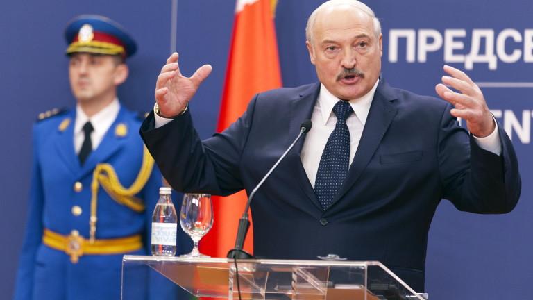Президентът на Беларус Александър Лукашенко отхвърли идеята страната му да