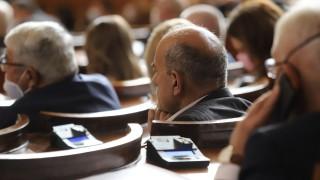 Парламентът отхвърли ветото на президента върху закона за МВР