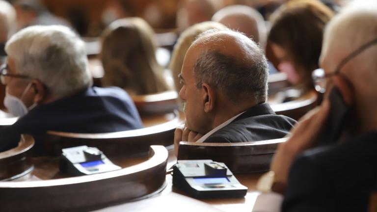 Ветото на президента върху закона за МВР не мина в