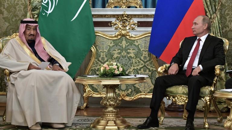 Салман при Путин – съжителство по сметка