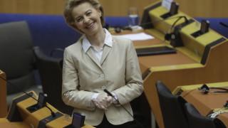 Урсула фон дер Лайен се извинява на Италия за бездействието на ЕС за коронавируса