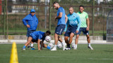 Симеон Славчев отново не тренира с Левски