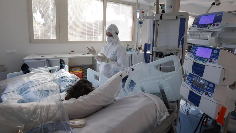 Заразените с коронавируса в Италия май са 50% повече от официалните данни