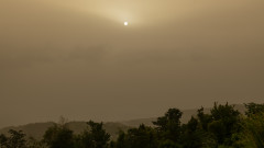 Огромна прашна буря се изви в Индия
