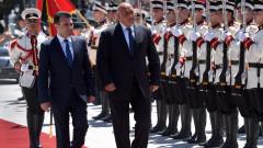 Време е да комуникираме и да се интегрираме, ясен македонският президент