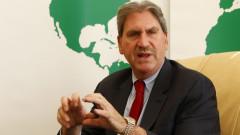 Президентът на Международната тенис федерация номиниран за член на МОК