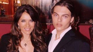 Синът на Лиз Хърли откровено за смъртта на баща си