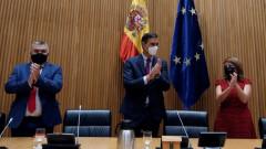 Испания с данъчни обклечения за електричество за домакинства