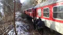 Влак блъсна 13-годишно момиченце край София
