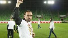 Треньорът на Ференцварош ще изгледа на живо голямото дерби на България