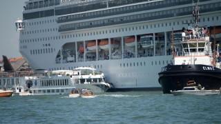Спасиха наш турист, получил инфаркт на круизен кораб край Италия