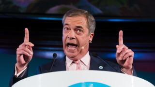 Найджъл Фараж няма да участва в изборите във Великобритания