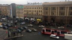 Тръмп и Путин обсъдиха борбата с тероризма след атентата в Петербург