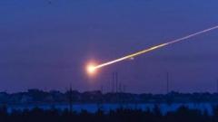 Метеорит падна в източната част на Куба