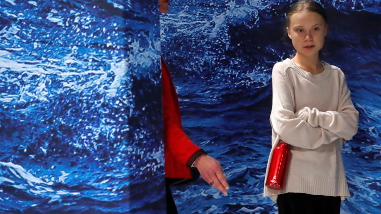 Президентът на Бразилия Жаир Болсонару нарече шведския активист Грета Тунберг