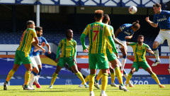 Евертън разби Уест Бромич в откриващия мач от втория кръг в Англия
