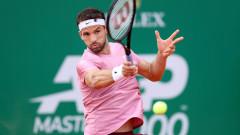 Григор Димитров научи съперника си за старта в Мадрид