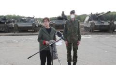 Германия призова ЕС за силна и независима от САЩ отбрана