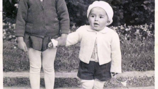 Бойко Борисов се показа като дете (СНИМКА)