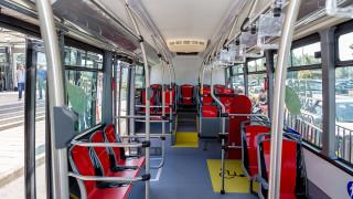 Автобусите в Пловдив с 50 по-малко