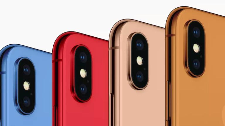 Новите iPhone модели на 2018 г. и техните цени