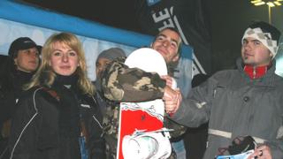 18-годишен стана сноуборд шампион