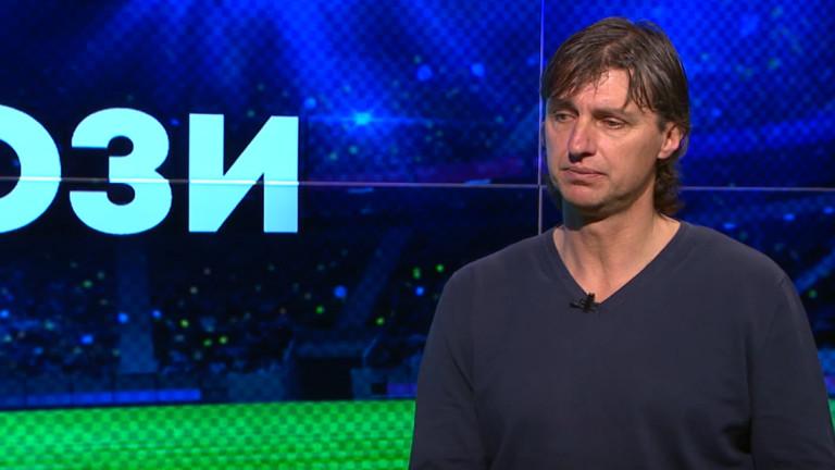 Георги Славчев: Трудно ще изградим добър национален отбор, когато няма силни български футболисти в Левски и ЦСКА