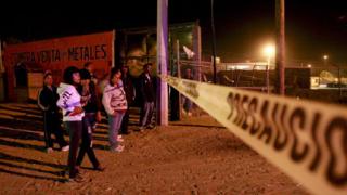 Кървав уикенд за Мексико