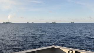 Граничари и военни тренират за засилен миграционен натиск откъм Черно море