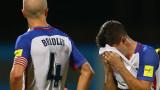 САЩ се провали в стремежа си за Мондиал 2018