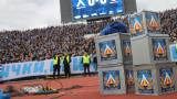 Левски разкри събраната сума в урните на дербито с ЦСКА