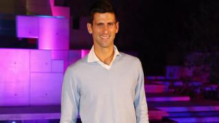 """Новак Джокович към Федерер:  Благодаря ти, че ме """"пусна"""" да спечеля"""