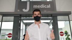Aлваро Мората прави компромис със своята заплата, за да играе в Ювентус