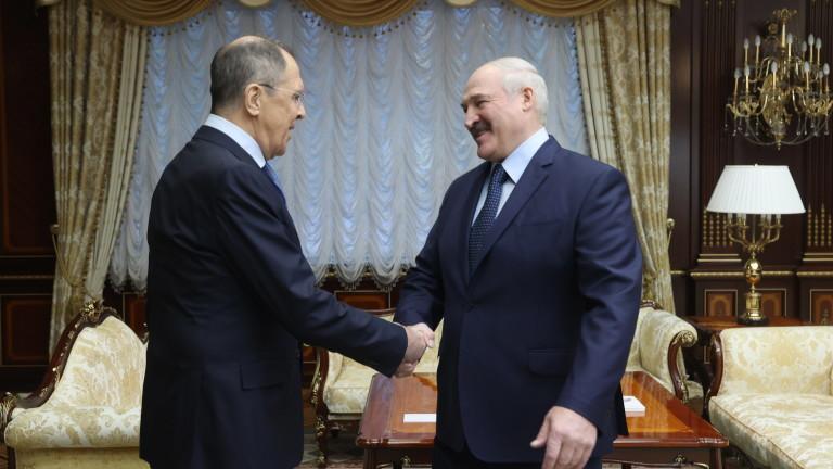 Президентът на Беларус Александър Лукашенко съобщи, че той няма да