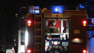 Пожар в центъра на София