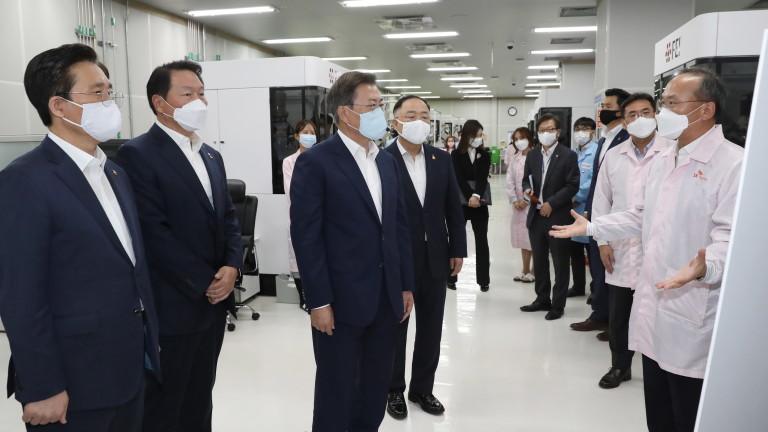 Южна Корея откри само един случай с коронавирусни антитела на 3000 тествани