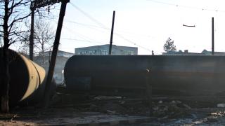 Два 80 и 60-тонни крана изпратиха в Хитрино
