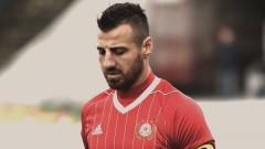Николай Бодуров: Искам да напусна ЦСКА