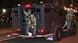 Двама полицаи ранени на протестите в САЩ