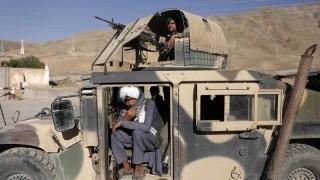 Талибаните превзеха 13 области за ден