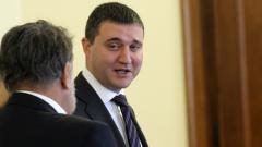 Нито Борисов, нито аз ще сме премиери с чужд мандат, категоричен Горанов