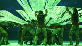 Игрите в Рио започнаха със самба и любов към света